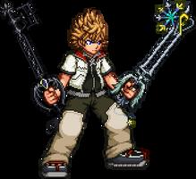 Kingdom Hearts - Roxas