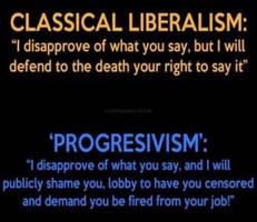 Classical liberalism vs Progressivism by kpp228