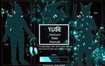 Yuse - Reference sheet by ratukina