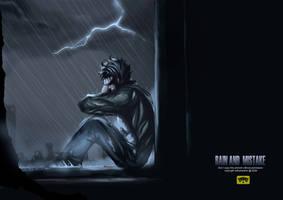rain and mistake by adhytcadelic