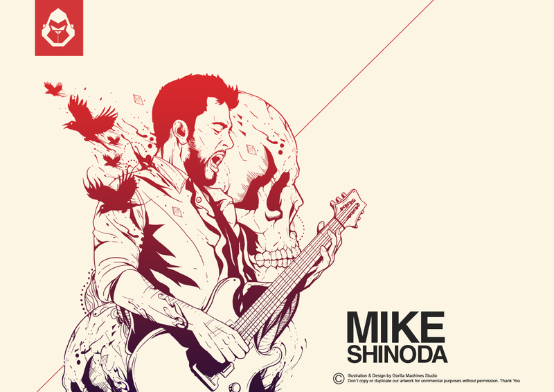 Mike by adhytcadelic