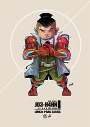 Big Boss Joe by adhytcadelic