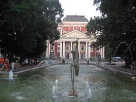 Sofia, Bulgaria by Bodhichita