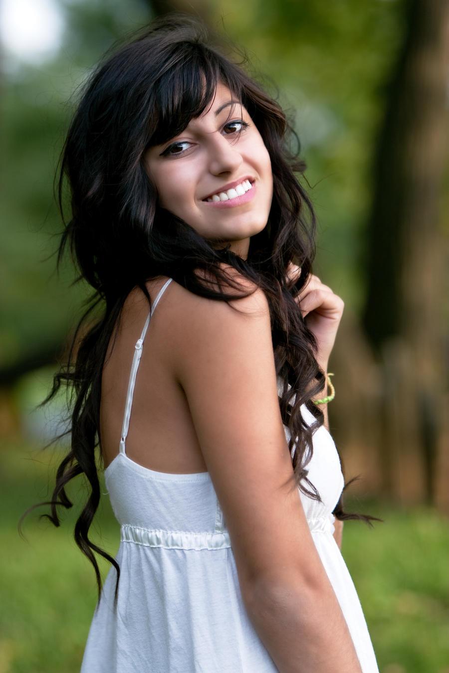 Pretty Young Girl By Bodhichita On Deviantart