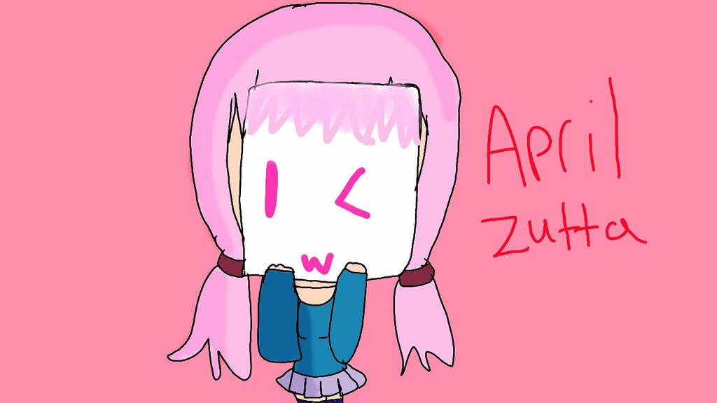 Ask my new OC April Zutta by AqoursLovelive