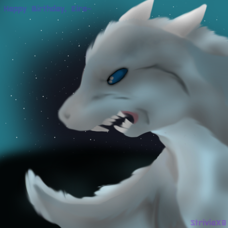 (OLD)[Birthday Gift] Feyrah Of The Wind by StriviaX7