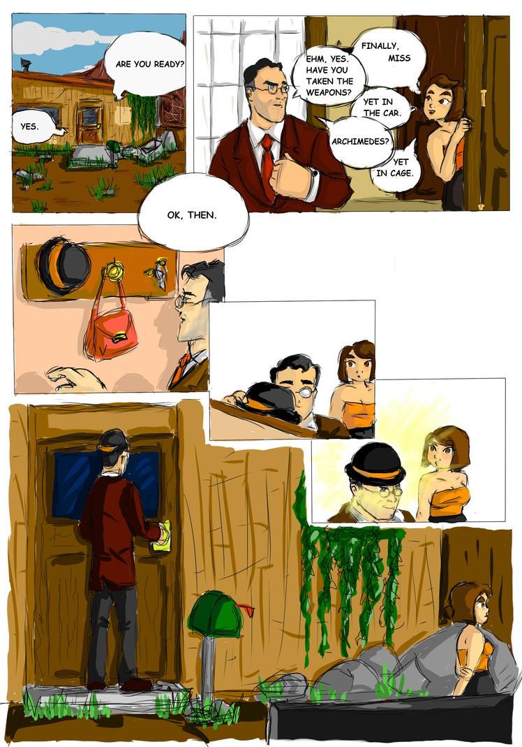 FC: FADO - Page 1 by BWAHAHA-QK