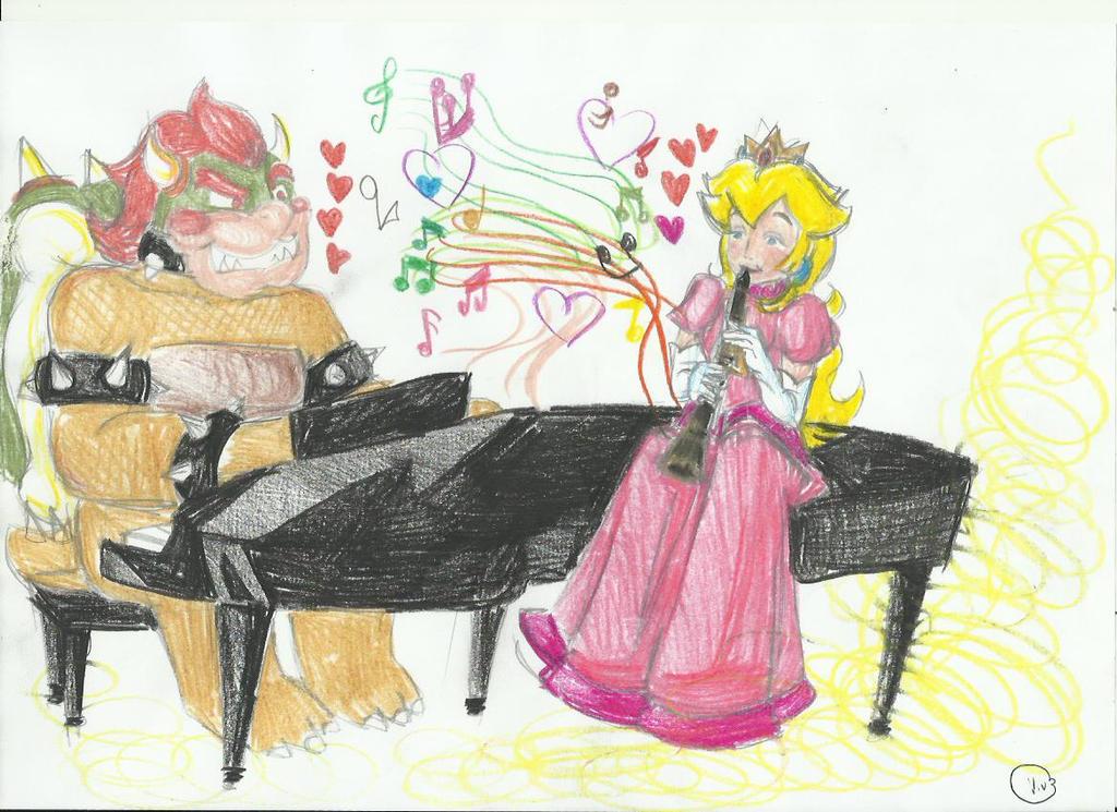 Little Love Concerto by vivuz