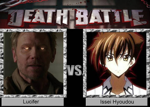 Death Battle: Lucifer vs Issei