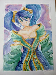 League of Legend: Sona