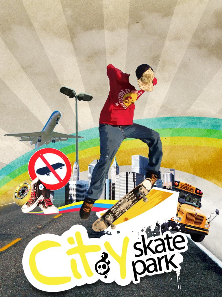 City Skatepark by carlosousa