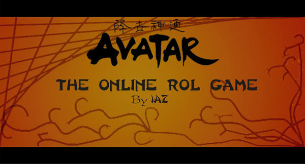 Avatar online game logo by stjimmy yo