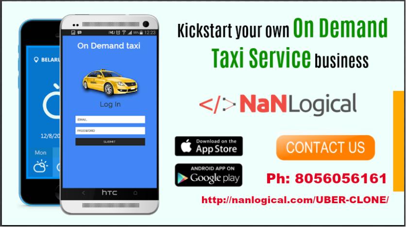 Uber Clone Script Developer in India by nanlogical on DeviantArt