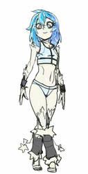 Oc Xena Blaze by Stardust00