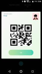 Pkmn Go trainer qr code by Stardust00