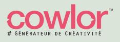 Cowlor Magazine Logo by Cowlor