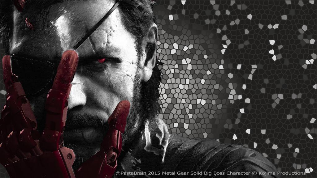 Metal Gear Solid V Venom Snake Wallpaper by PastaBrain on DeviantArt