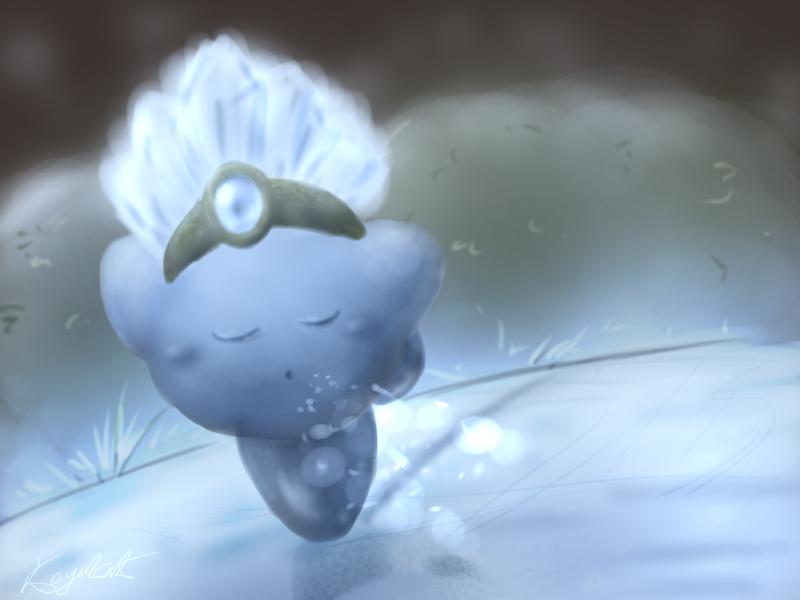 Freezing Night by Koyukuk