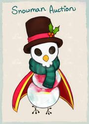 Amarula Advent: Snowman Stygi [OPEN]