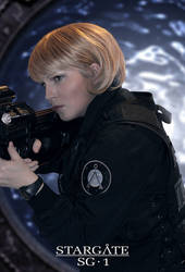 Stargate SG1 Costume : Samantha Carter by ZouilleTMF