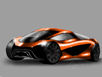 HX-001 Concept by patricklagera