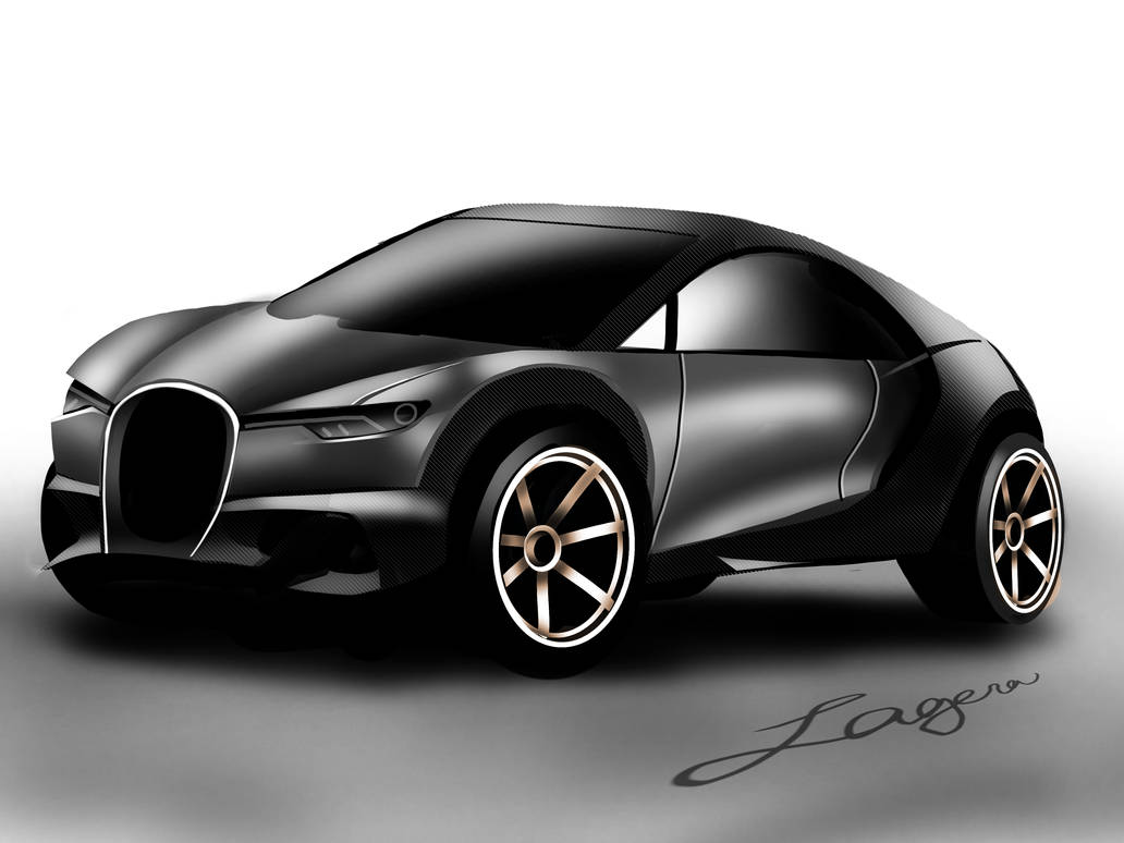 Bugatti SUV Concept by patricklagera on DeviantArt