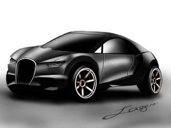 Bugatti SUV Concept by patricklagera