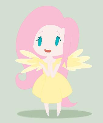 Fluttershy by avigne102