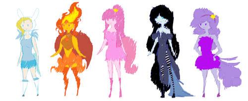 Adventure Girls? by avigne102