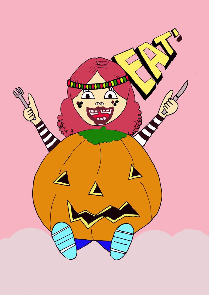 Dear Pumpkin by 24happyhours