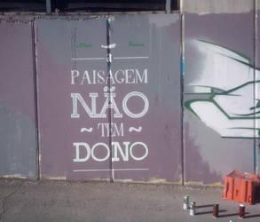 Paisagem by DeRupe