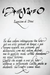 Dirac by DeRupe