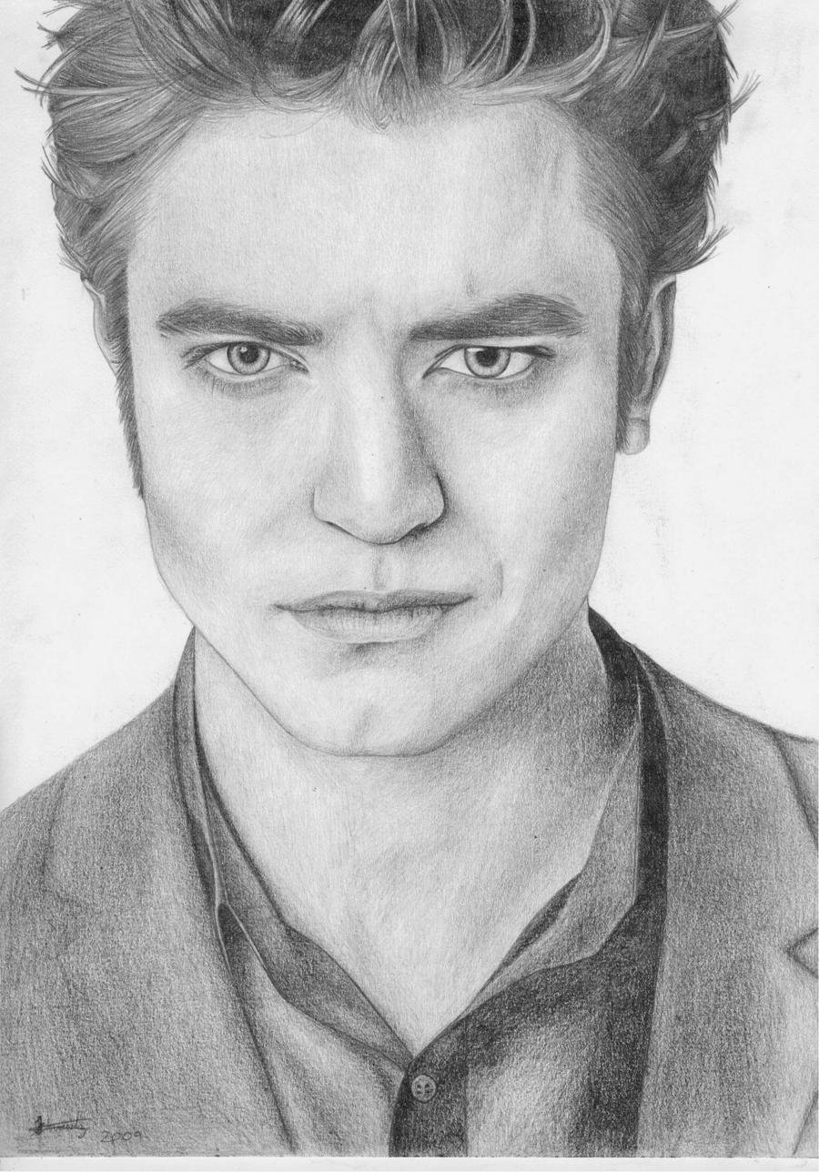 Edward Cullen By Wolf 19 On Deviantart