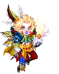 Kefka on Gaia Online! by Yori14