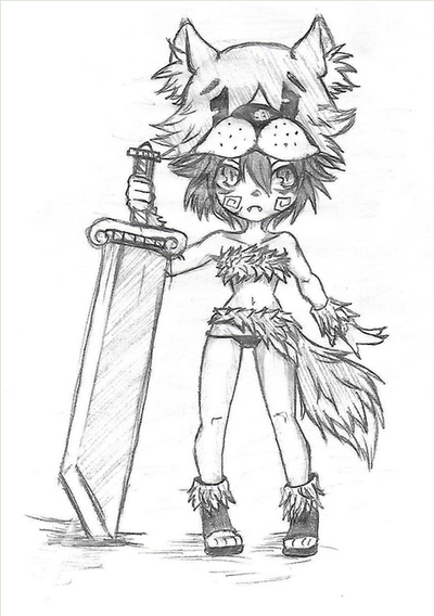 Maple Story 2 Character Contest Entry by Yori14