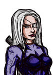 Rose Wilson Colored