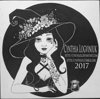 Inktober 2017 #6 by cynthilog