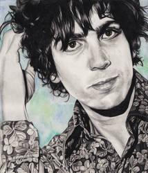 Syd Barrett by asootsprite