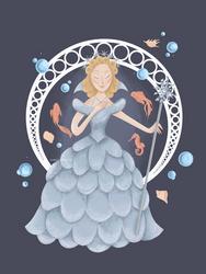 Glinda by asootsprite