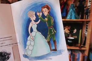Glinda + Fiyero