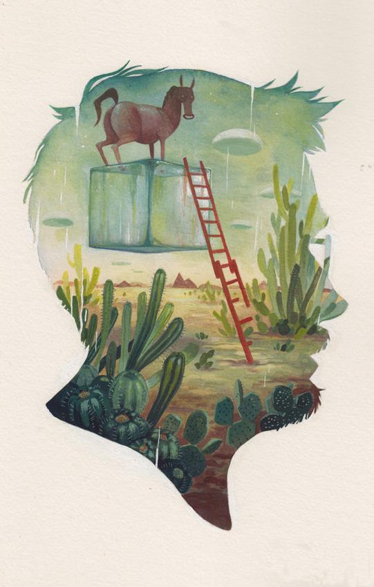 portrait #4 by Biffno