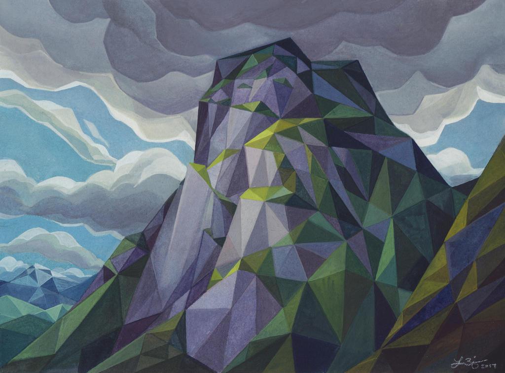 Squamish Chief by Biffno