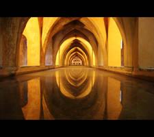 Ancient bathtub by laminimouse