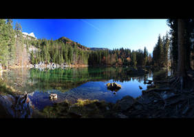Lac Vert by laminimouse