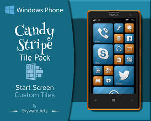 Candy Stripe Tile Pack