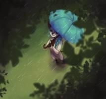 Transformice: rainy day by Dokuseishi