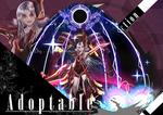 [Open]Adoptable No.25 by AroiTaehwa