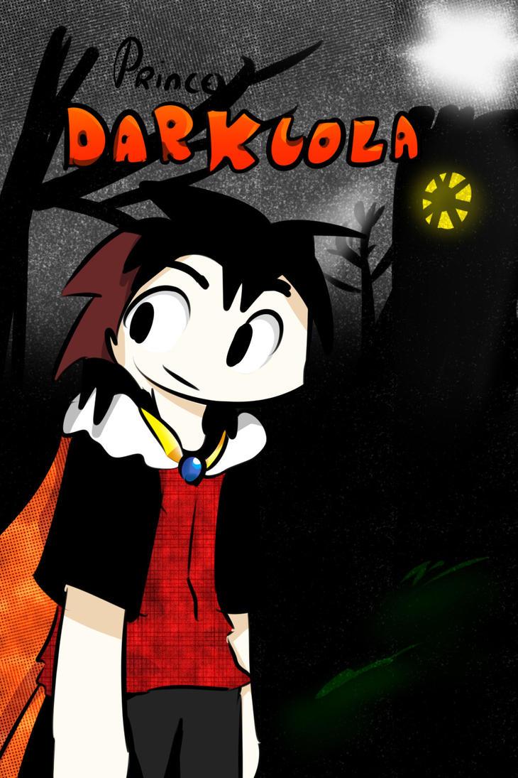 Darkcola Volume 1 by ShadowtailsDerol