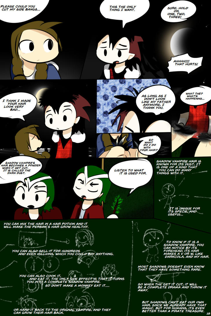 Prince Darkcola Volume 1 - page 18 by ShadowtailsDerol