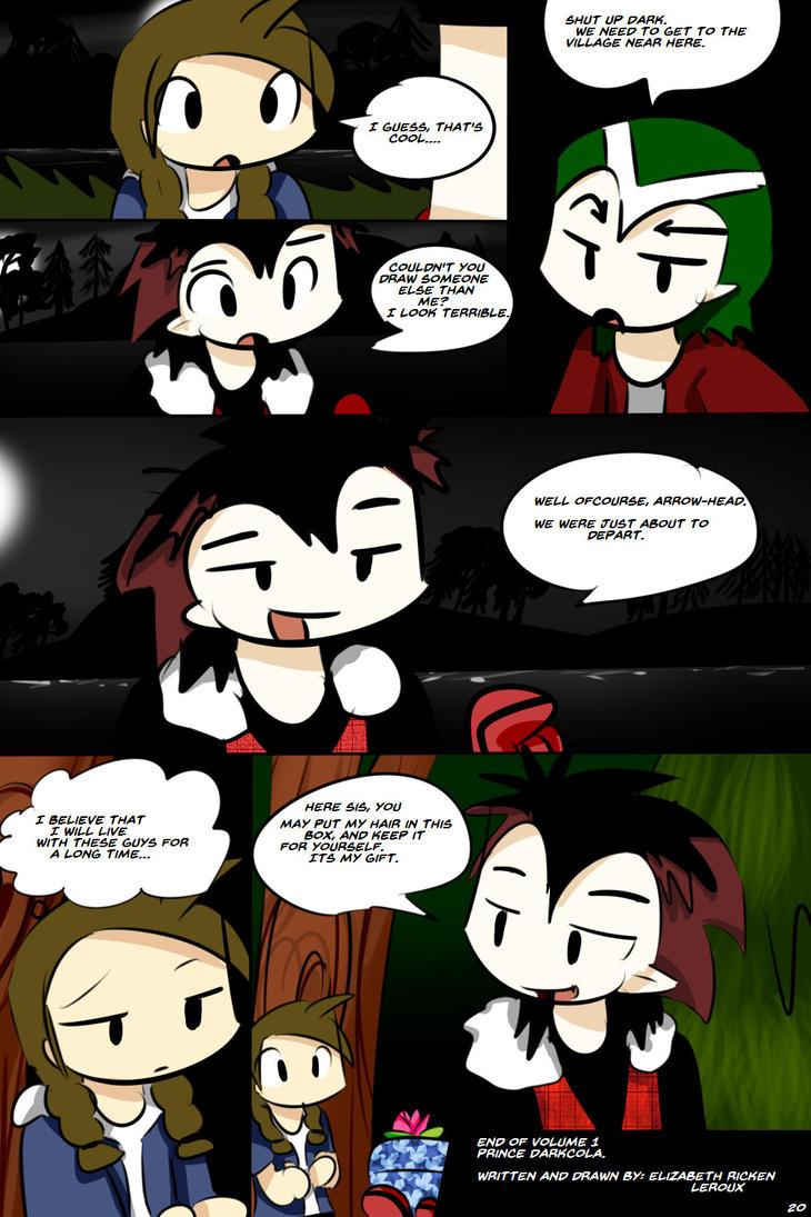 Prince Darkcola Volume 1 - page 19 by ShadowtailsDerol